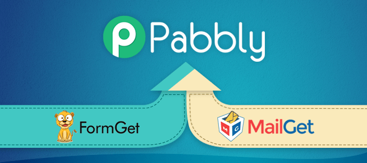 FormGet & MailGet Is Now Pabbly