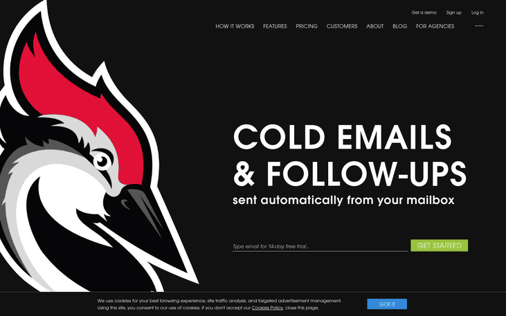 WoodPecker - Email Outreach Tool