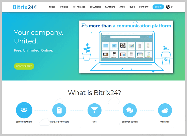 Bitrix24 - Alternatives To Getresponse