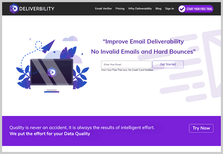 Deliverbility
