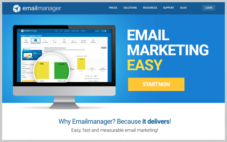 EmailManager - Email Ladder Alternatives