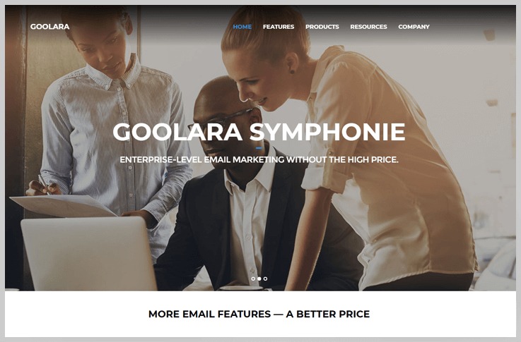 Goolara - Mailup Alternatives