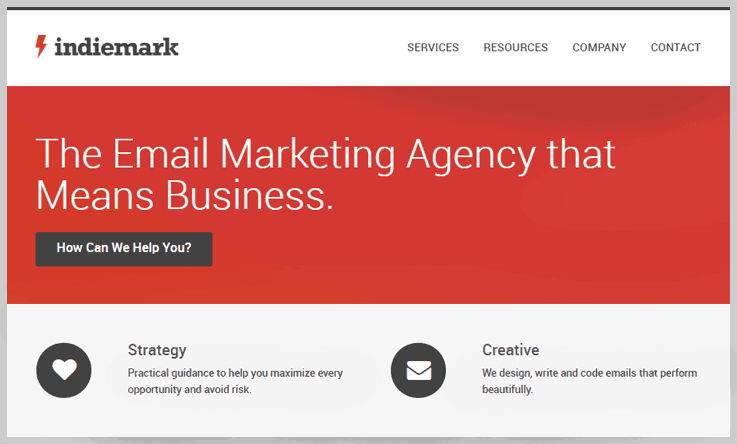 Indiemark - Flexmail Alternatives