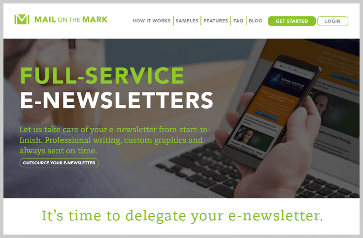 Mail on the Mark - Icubespro Alternatives