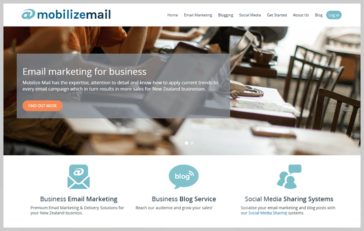 MobilizeMail - Salesforce Marketing Cloud Alternatives