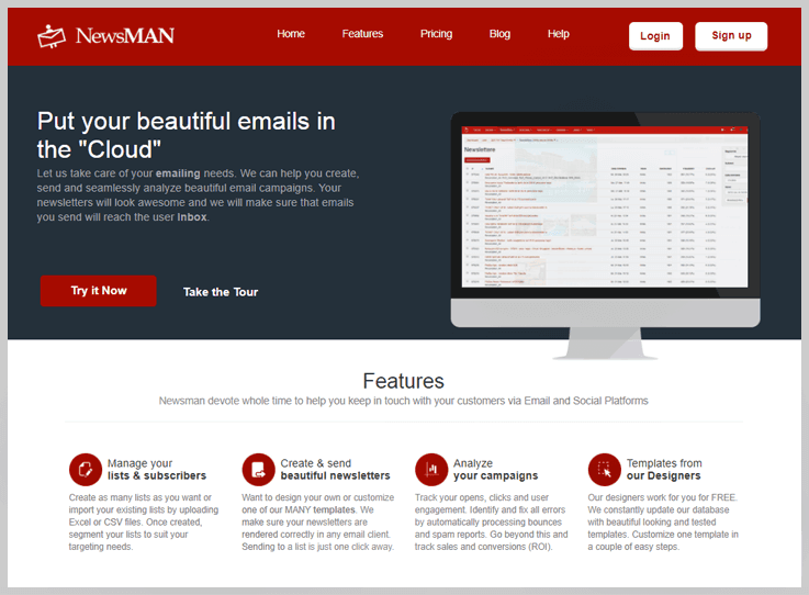 NewsMan - Measuremail Alternatives