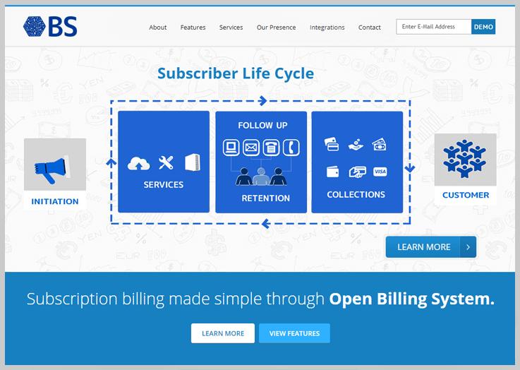 Open Billing System
