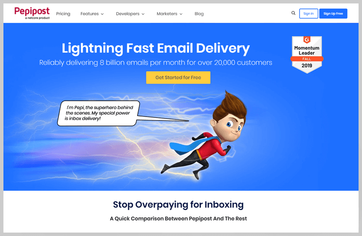 Pepipost Email Marketing