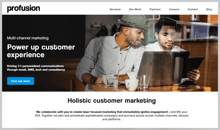 Profusion - Copernica Marketing Software Alternatives