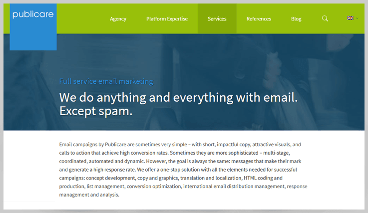 Publicare - Mysmtp Alternatives