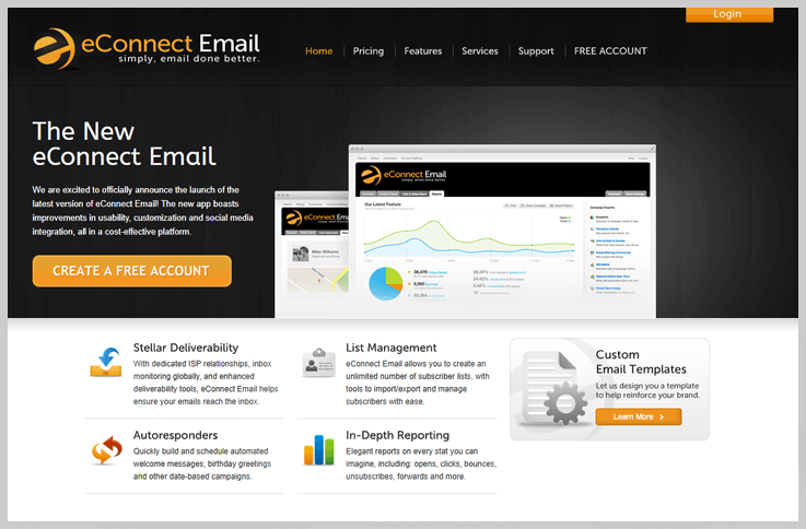 eConnect Email - Email Ladder Alternatives