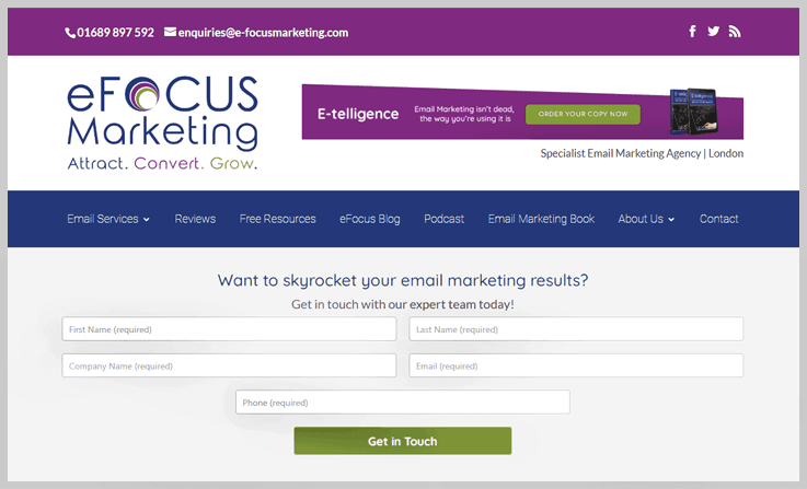 eFocus Marketing
