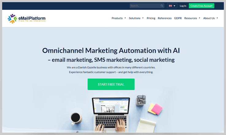eMailPlatform - Copernica Marketing Software Alternatives