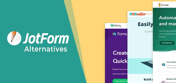 JotForm Alternatives