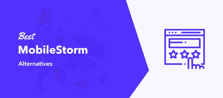 Best MobileStorm Alternatives