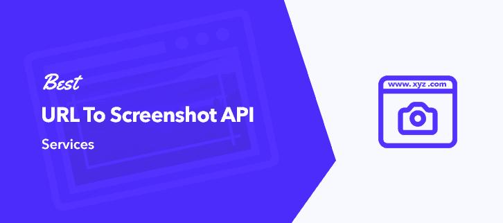 Best URL To Screenshot API Services