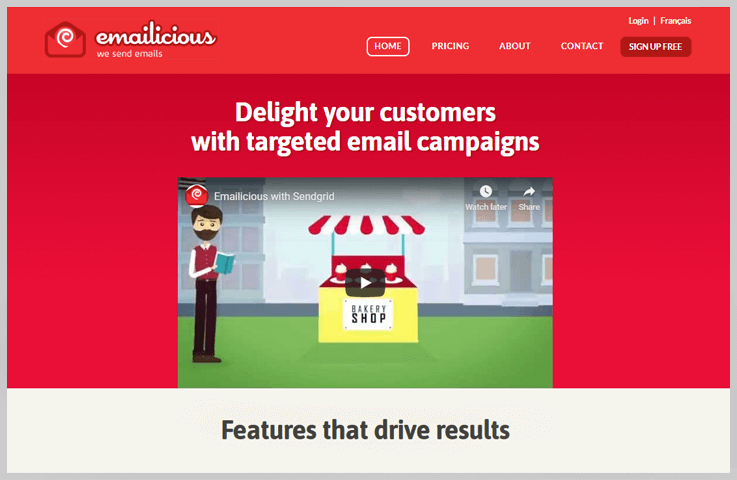 Emailicious - Sensorpro Alternatives