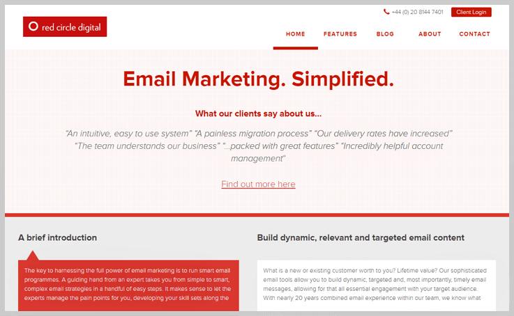 Red Circle Digital - Popcorn Email Marketing Alternatives
