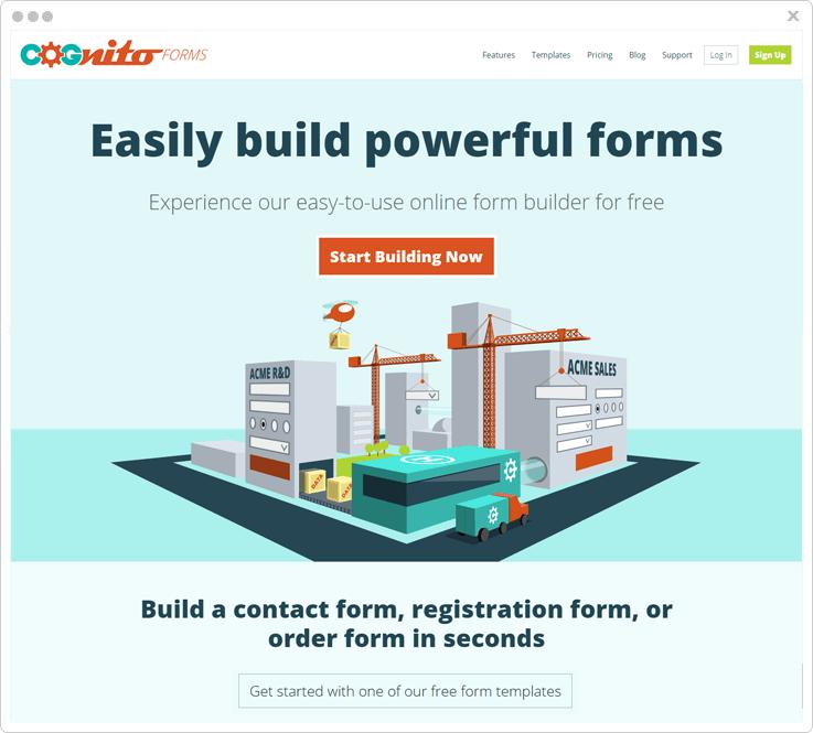 Cognito Forms - JotForm Alternative