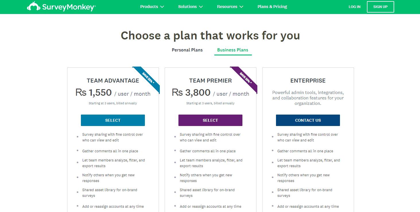 survey-monkey-pricing