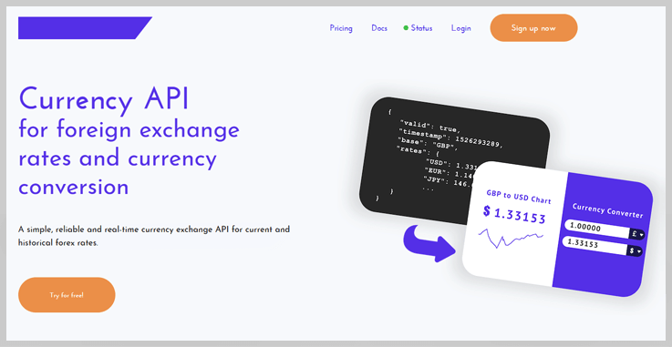 Currency API