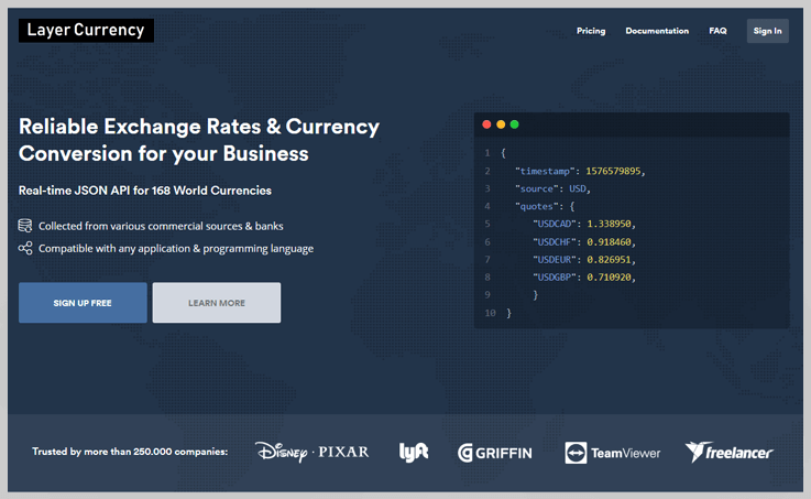 LayerCurrency