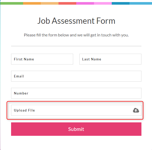 Preview Your Form - Pabbly Form Builder