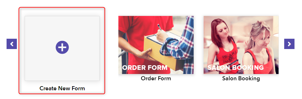 Create A Form - Pabbly Form Builder