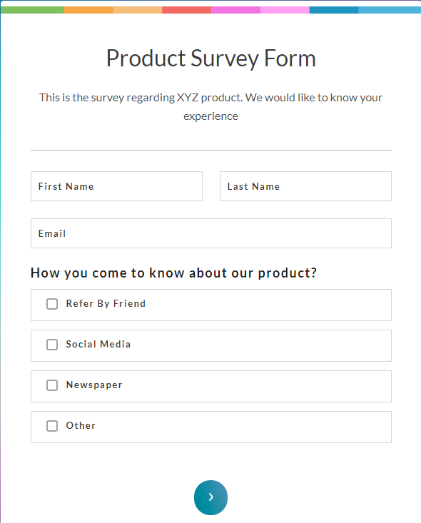 Preview - Pabbly Form Builder