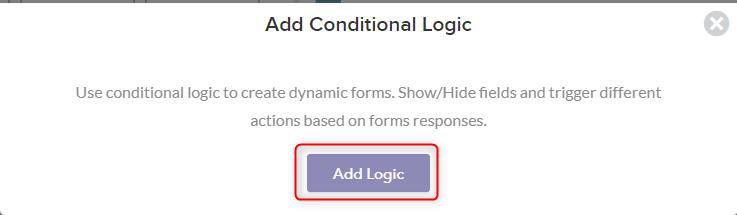 Logic Field - Autofill Google Forms