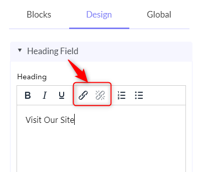 Add Link To Text - Google Forms Hyperlink Text