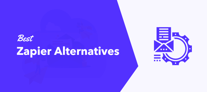 5 Best Zapier Alternatives