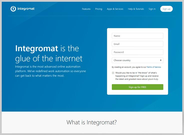 Integromate