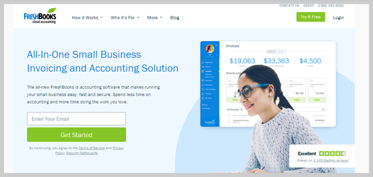 FreshBooks - Recurring Billing Management