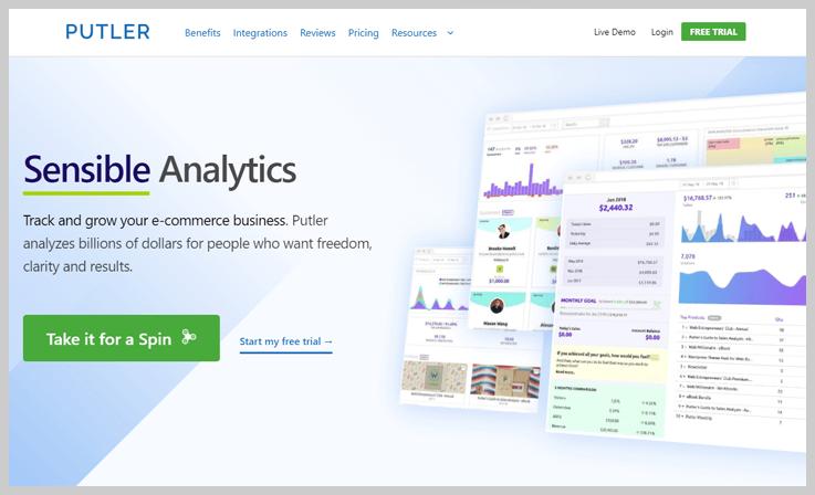 Putler - A Versatile Payment Tracker