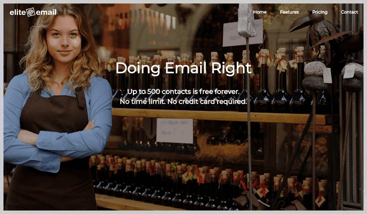 elite email