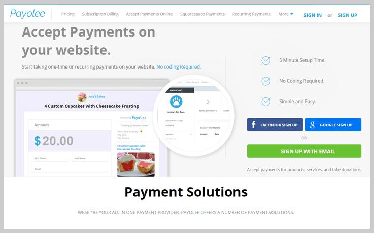 Payolee - Versatile Management Service