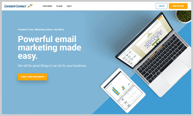 Constant Contact - Bulk Email Marketing Services