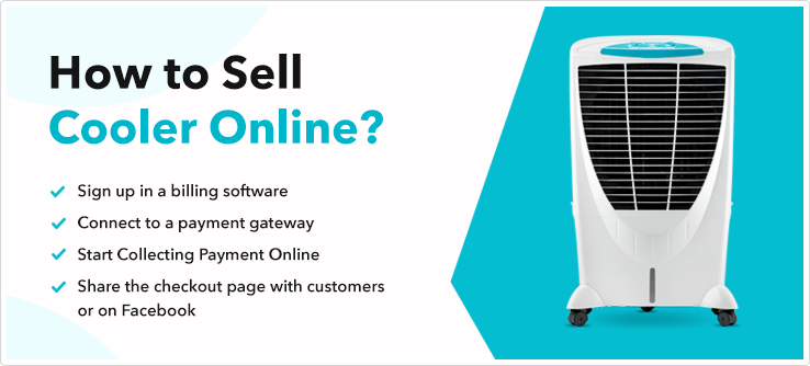 How to Sell Cooler Online