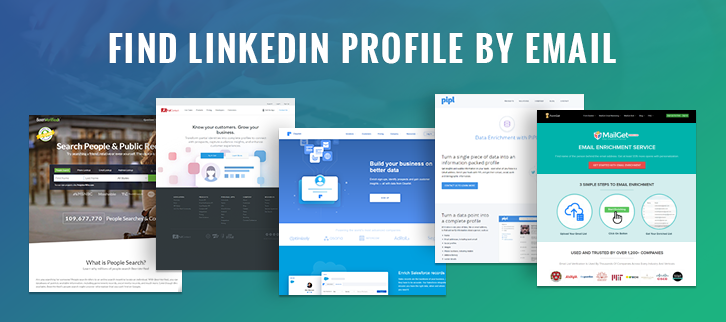 Find-LinkedIn-Profile-By-Email