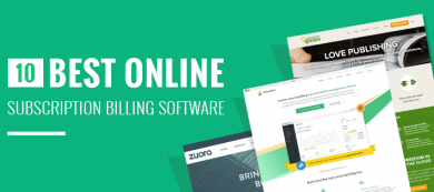 Subscription Billing Software